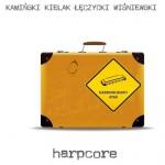 Harpcore - okładka płyty