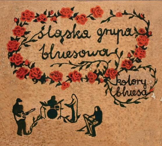 """""""Kolory Bluesa"""" - nowa płyta Śląskiej Grupy Bluesowej!"""