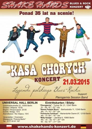Koncert w Berlinie