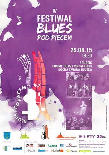 """Blues pod piecem"" i ""Blues bez barier"""