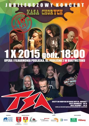 Jubileuszowy koncert Kasy Chorych