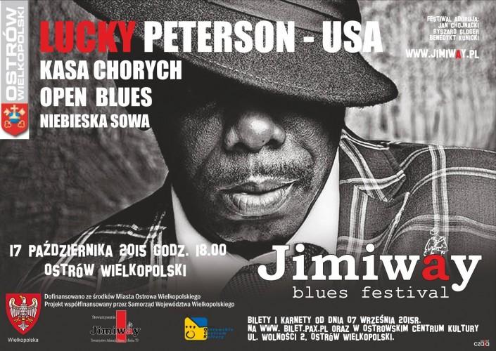 Kasa Chorych + goście na Jimiway 2015
