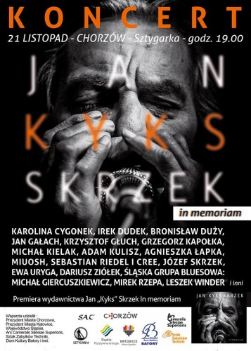 Jan Kyks Skrzek In Memoriam