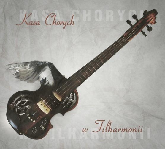 """Kasa Chorych - """"W filharmonii"""" 2CD i DVD"""