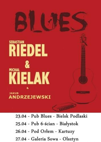 Riedel, Kielak, Andrzejewski - Akustycznie