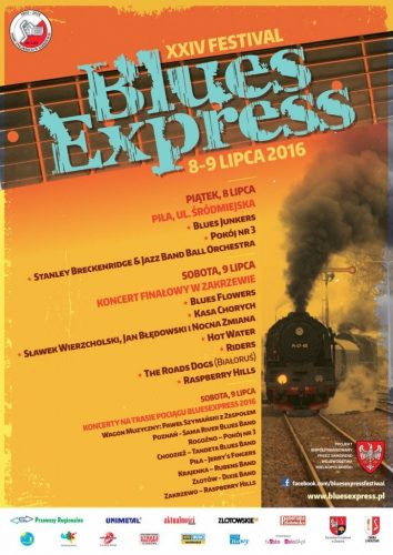 Blues Express 2016