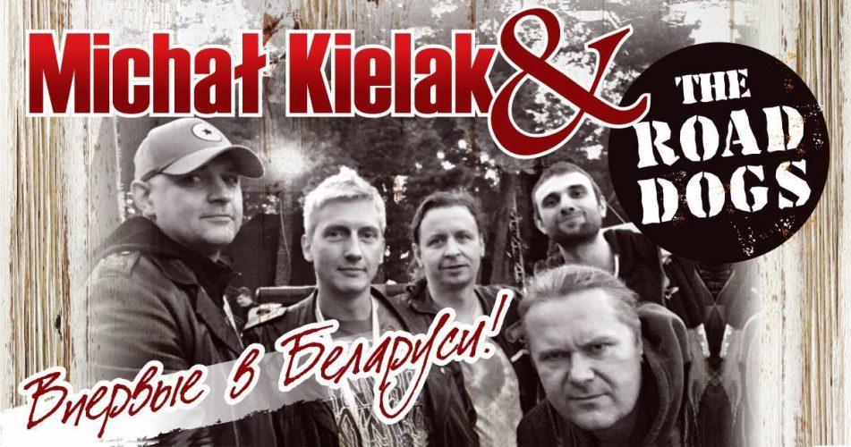 Białoruś 2017 - Michał Kielak & Road Dogs